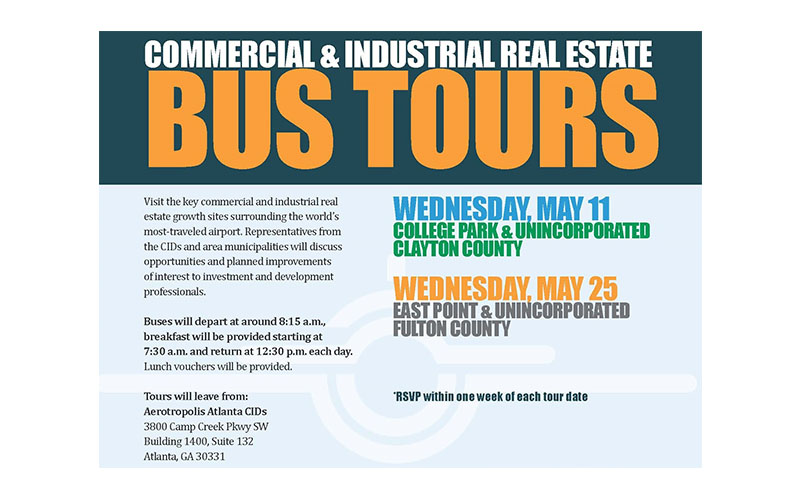 Commercial & Industrial Real Estate Tours