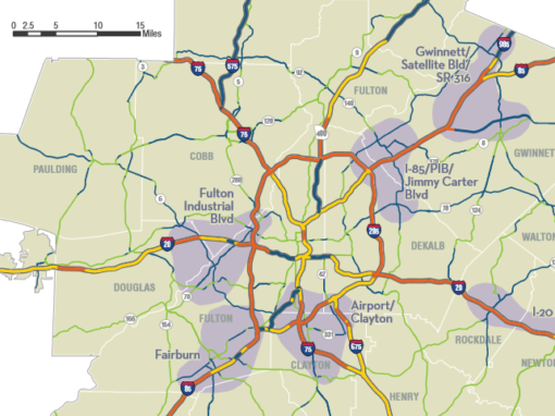 FREIGHT CLUSTER PLAN